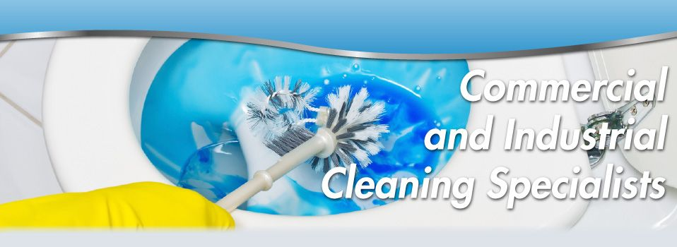 Commercial and Industrial Cleaning Specialists